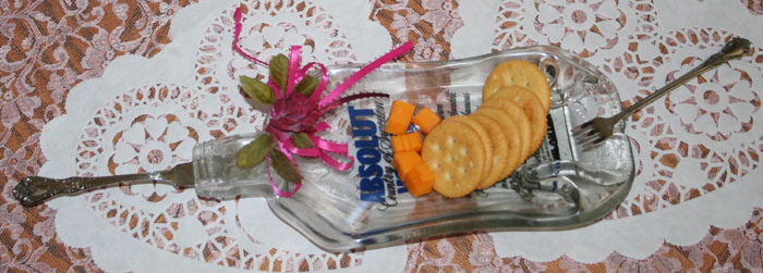 Absolut Cheese Tray