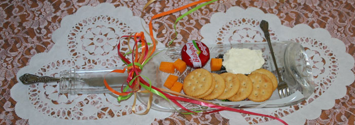Belvedere Cheese Tray