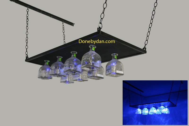 Patron Pool Table Light